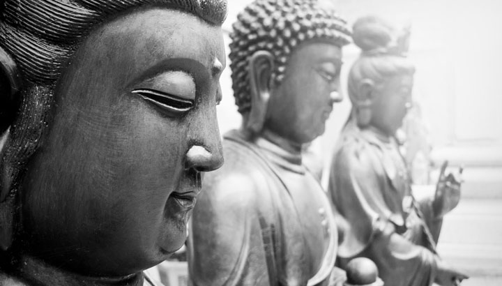 Information about Zen and Buddhism